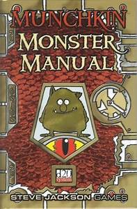 Munchkin Monster Manual