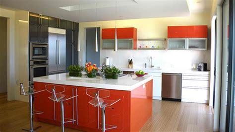 multi color kitchen decor 15 adorable multi colored kitchen designs home design lover 3405