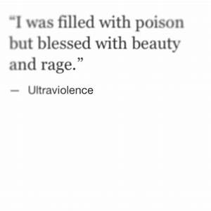 Lana Del Rey Ultraviolence lyrics | QUOTES TO INSPIRE ...