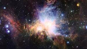 Orion Nebula And Vista Telescope Views Of The Orion Nebula