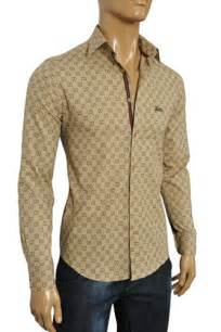 Gucci Men Dress Shirts