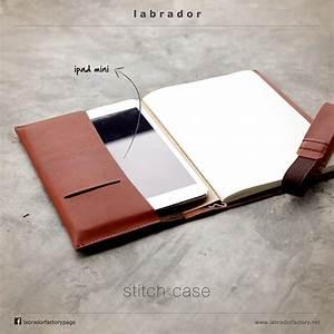 Carnet De Note Cuir : carnet de note cuir lakange porte carnet chic affaire cadeau design recycl range ipad mini ~ Melissatoandfro.com Idées de Décoration