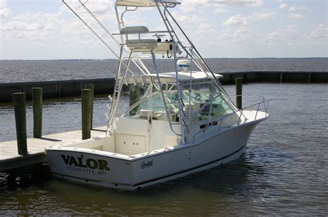 Boat Trader Carolina Classic 28 by 2007 Carolina Classic 28 Diesel 165 Hours Sold The