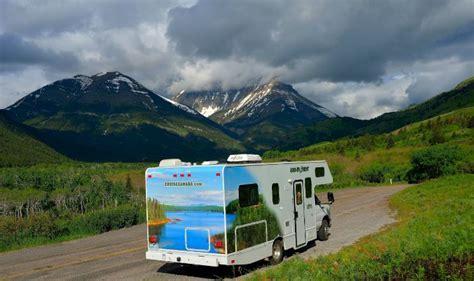 Motorhome & Campervan Hire Canada 2018 / 2019   Canadian