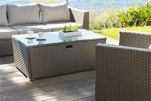 Table Basse Salon De Jardin. table basse de salon de jardin brin d ...