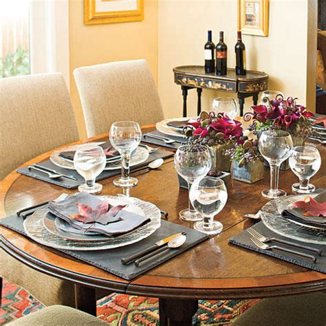 rustic formal dining how to set a stunning southern living