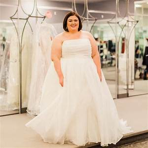 plus size wedding dress shopping with david39s bridal With david s bridal plus size wedding dresses