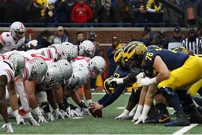 Football Ohio Michigan State Schedule Ten College