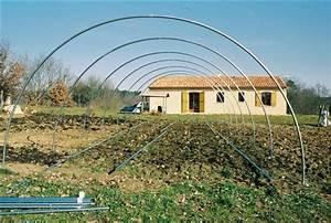 Tunnel Agricole Pas Cher : arceau 38mm pour serre 6 m de large www casado en ligne fr ~ Dode.kayakingforconservation.com Idées de Décoration