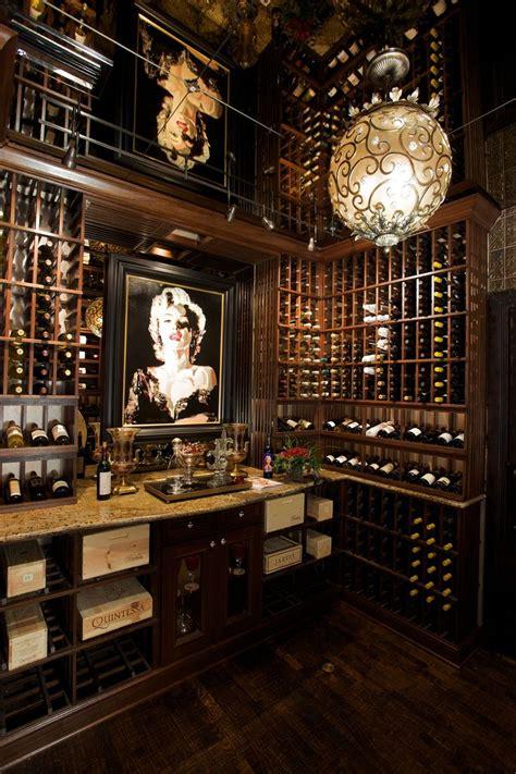 home wine cellars ideas  pinterest wine
