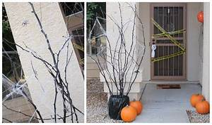spooky halloween decoration ideas and crafts 2015 With decoration d halloween exterieur
