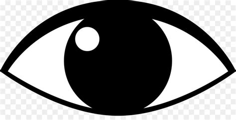 Eye Cartoon Clip art Eyes Outline Cliparts png download