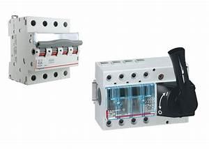 Disjoncteur Pour Vmc : interrupteur sectionneur d finition r le et branchement ~ Premium-room.com Idées de Décoration