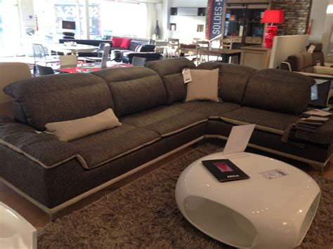 mobilier de canape canapé volare dossier basculant toulon mobilier de