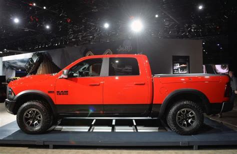 2016 Ram 1500 Rebel Review And Specs