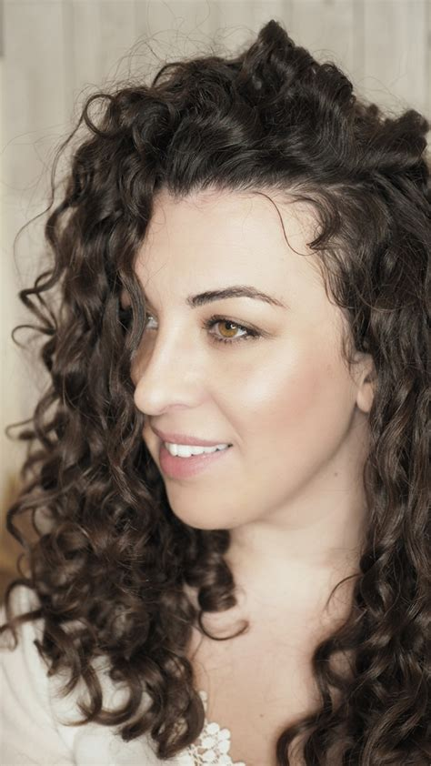 root volume   curly hair curly cailin