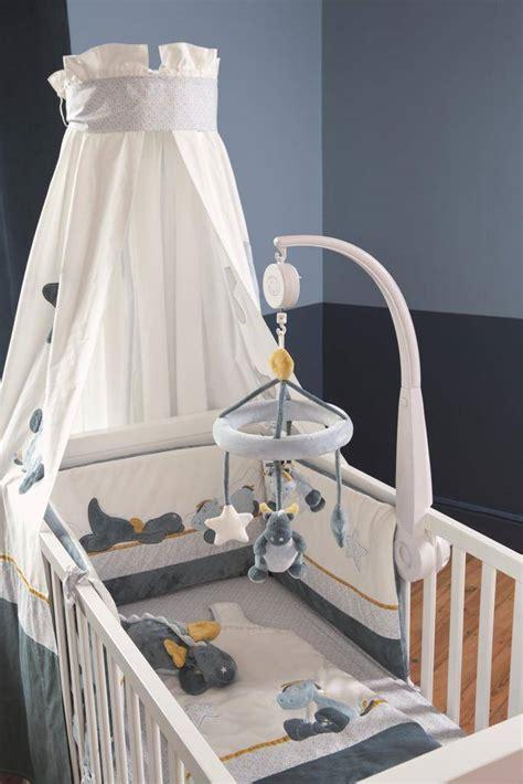 chambre complete bébé noukies ciel de lit victor et lucien doudouplanet