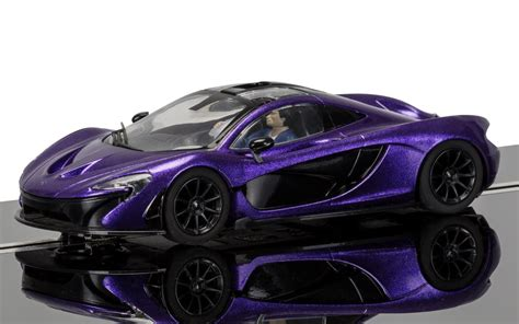 mclaren p1 purple c3842 scalextric mclaren p1 purple