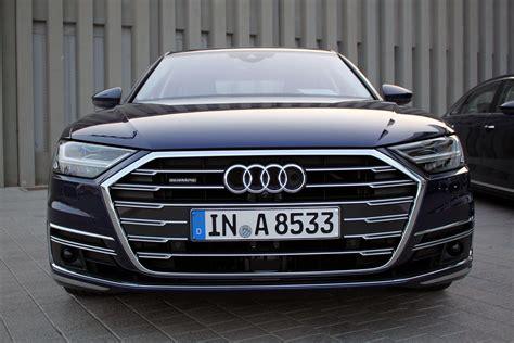 Audi 2019 : 2019 Audi A8 Review