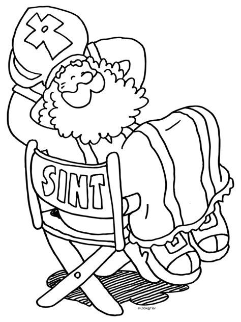 Sinterklaas Kleurplaat 2014 by Sinterklaas Gaat Synchroonzwemmen 30 November Mogen De