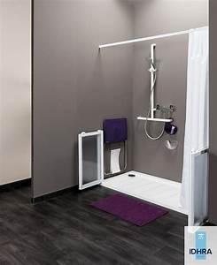 materiel meubles et accessoires de salle bain pour With meuble salle de bain pour personne a mobilite reduite