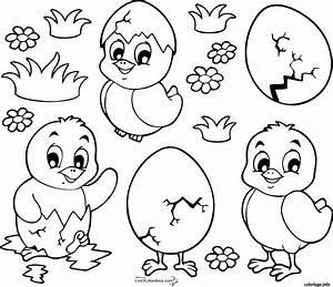 Dessin A Imprimer De Paques : coloriage dessin paques 96 dessin ~ Melissatoandfro.com Idées de Décoration