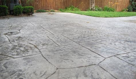 sealing concrete patio ideas grezu home interior