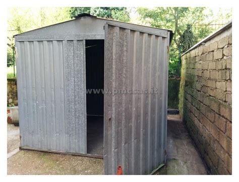 box auto in lamiera zincata usati 187 casette in lamiera usate