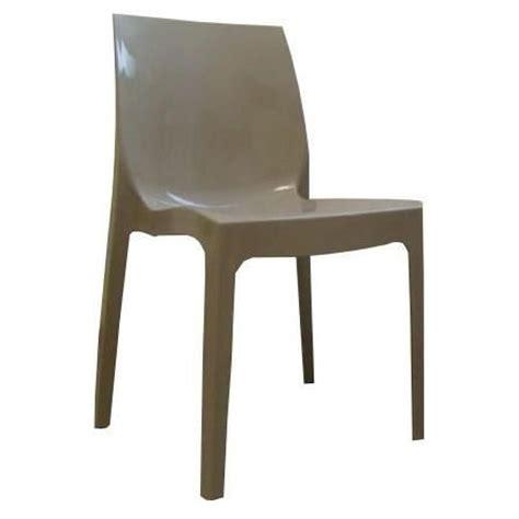chaise empilable pas cher lot de 2 chaises haut de gamme falena empilable achat