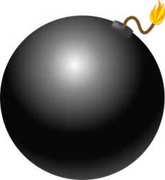 Transparent Cartoon Bomb