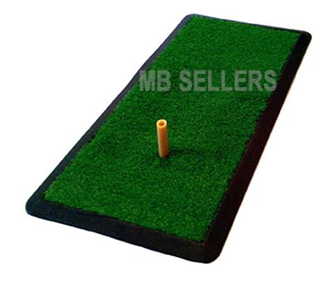 golf hitting mats heavy duty golf hitting practice mat mb sellers