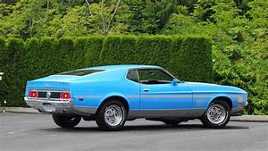 1971 Ford Mustang Mach 1 Fastback | F52 | Monterey 2015
