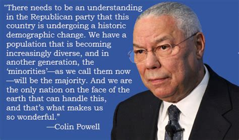 colin powell  leadership life   future