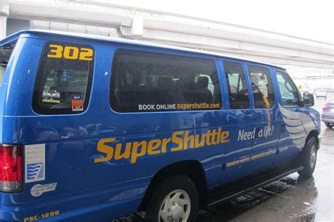 Shuttle Ride To Airport by Supershuttle Service Miami And Fort Lauderdale Airports