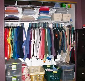 How to organize a closet the 5 simple steps i use every for The best tips for organizing closet