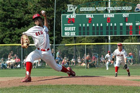 Cape Cod Baseball League Championship Big Bats For Yd