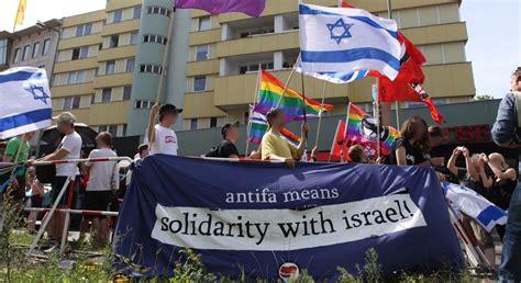antifa  group  fought