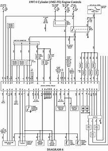 1996 Camry Wiring Diagram