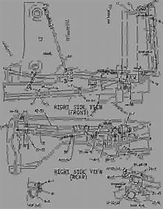 Cat 416b Backhoe Parts Diagram