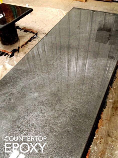 pin  diy epoxy kitchens countertops floors  table