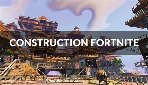 guide fortnite toutes les possibilites de constructions