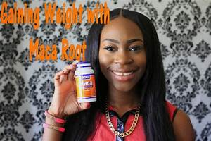 Weight Gain With Princess Layah  Gaining Weight With Maca Root