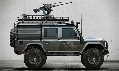 Defender Truck by Island Defender Land Rover Defender Predator Cool Material