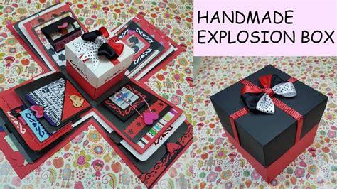 gift ideaexplosion box  friendsurprize boxbirthday