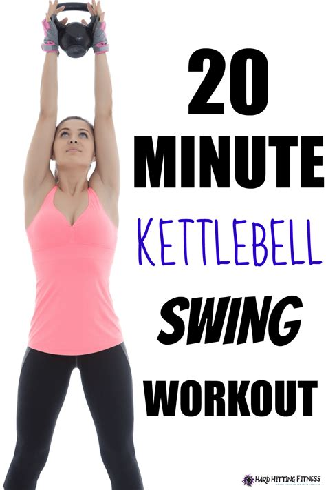 kettlebell swing workouts workout minute fitness exercises fun cardio upper hiit body swings training tips different yoga challenge