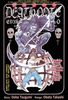 death note death note pilot one shot myanimelist net