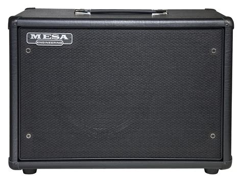 Mesa Boogie Cabinet 1x12 by Mesa Boogie 1x12 Widebody Closed Back Guitar Cabinet The