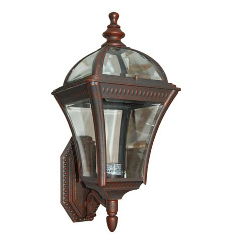 tp lighting antique brown finish outdoor exterior wall