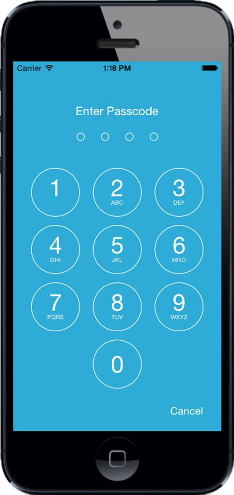 iphone password manager password manager for iphone touch id passcode by