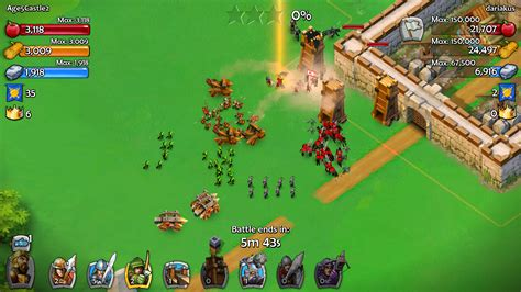 microsoft announces age of empires castle siege custom